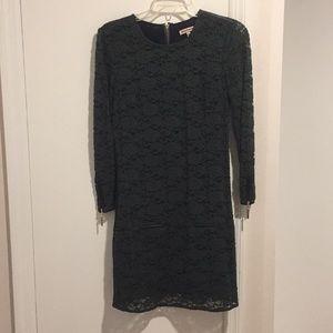 EUC juicy couture lace dress, sz S